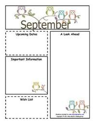 word document newsletter templates 13 printable preschool newsletter templates free word pdf format