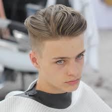 海外 髪型 メンズ 刈り上げオールバックと流行りのパーマ10選