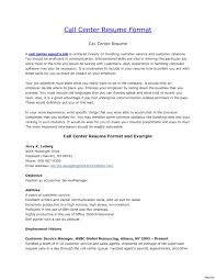 Sample Resume For Call Center Customer Service Call Center Resume Sample Fresh Call Center Resume 21