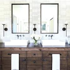 natural wood bathroom vanity reclaimed amazing best ideas on d69