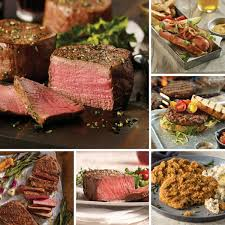 omaha steaks father s day gift sler holiday food gift package gourmet deluxe steak gift