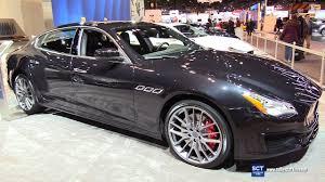 2018 maserati quattroporte gts.  2018 2017 maserati quattroporte gts gransport  exterior interior walkaround  chicago auto show intended 2018 maserati quattroporte gts 2