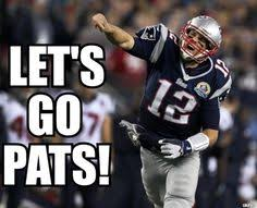 Image result for go pats