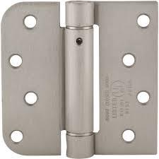 spring loaded hinges for door. 4\u2033 heavy duty spring hinges for castlegates loaded door