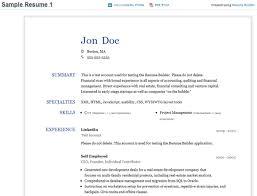 generate resume from linkedin