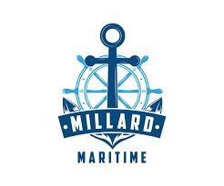 Maritime Logo Design Bold Modern Logo Design For Millard Maritime By Steve 16