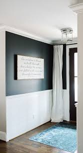 painting walls white over dark color and trim same creative