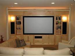 wall entertainment center ideas custom built black cabinets