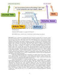 Finding Citation Information In A Book Article Website And