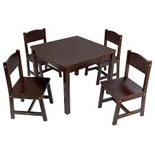 Amazon.com: KidKraft Farmhouse Table and Chair Set: Toys \u0026 Games