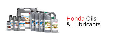 Honda Oils And Lubricants