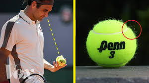 Juniors & youth tennis programs. What Tennis Pros Look At When They Pick A Ball Youtube
