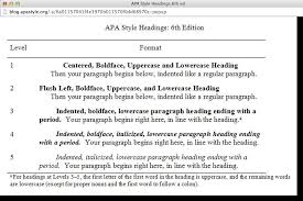 Microsoft Word Apa Header Using Apa Heading Styles With The Etdr Template
