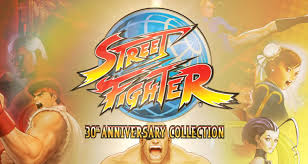 capcom announces street fighter 30th anniversary collection for
