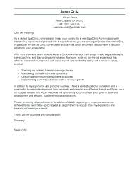Office Admin Cover Letter Samples Administration Examples Sample For