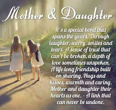 Beautiful Mother Quotes From Daughter Best of 24 Beautiful Inspiring Mother Daughter Quotes And Sayings