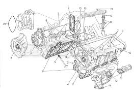 maserati 2 24v > engine order online eurospares maserati 2 24v heads gasket set and rubbers diagram
