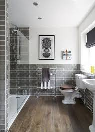 best collection rustic tile bathroom farmhouse ideas u2013 hative light grey farmhouse shower tile l46 grey