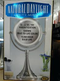 inventory and pricing at your will vary natural daylight vanity mirror 2 makeup uk daylight makeup mirror 7 led vanity natural