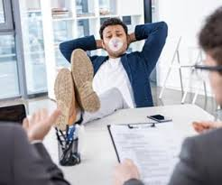 17 Things Not To Do In An Interview Jobmonkey Com