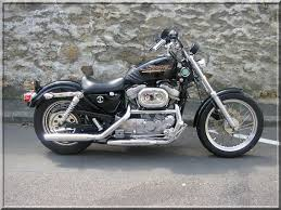 anyone have pics of 5 rake and 6 over forks the sportster and