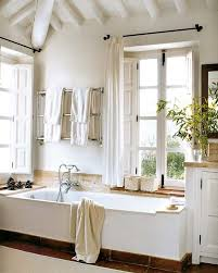 bathroomextraordinary vaulted ceiling lighting nancy. love the windows and bath tub positioning towel rack_beamed painted white ceiling bathroomextraordinary vaulted lighting nancy l