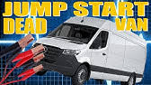 In this video, you will learn where the positive and. How To Jump Start Your Mercedes Benz Van Youtube