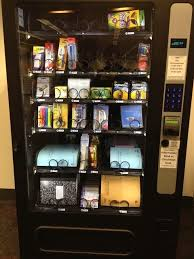 Ucf Scantron Vending Machines Locations