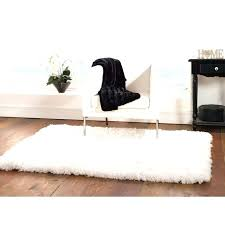 large white rug fuzzy large white fur area rug