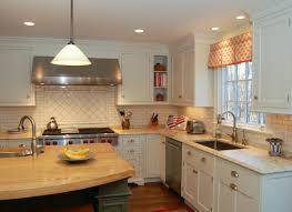 Painted Glazed Kitchen Cabinets Delightful White Painted Glazed Kitchen Cabinets Modern Color