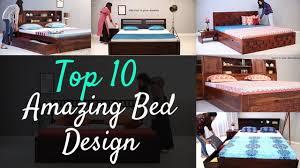 Double Bed Sunmica Designs Bed Design Top 10 Wooden Double Bed Design Latest 10 Bed Design Best 10 Bed Design