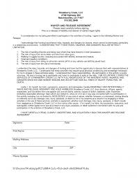 Liability Waiver Form Template Waiver And Release Of Liability Form Sample Waiver Liability Waiver 9