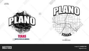 Logo Design Plano Tx Plano Texas Logo Vector Photo Free Trial Bigstock