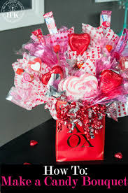 Great Kitchen Gift To Create A Candy Bouquet Arrangement This Diy Gift Is Great For
