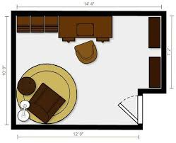 home office layout. Home Office Layout Drawing M