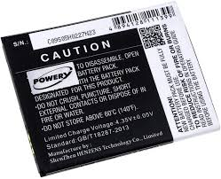 Powery Battery for Archos 53 Titanium ...