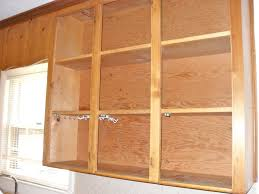 diy painting knotty pine cabinets