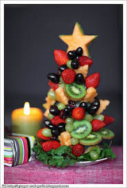 One beautiful edible centerpiece for the Christmas party!