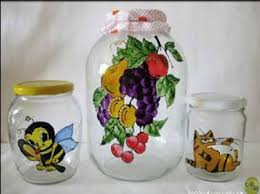 How To Decorate A Cookie Jar 100 Outstanding Craft Projects Using Glass Jars FeltMagnet 79