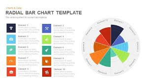 Excel Radial Bar Chart Radial Bar Chart Template For Powerpoint And Keynote