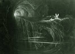 paradise lost satan contemplating adam and eve in paradise  magictransistor john martin mezzotint illustrations john milton s paradise lost ca
