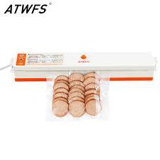 ATWFS <b>Vacuum Sealer</b> Packing Sealing Machine Best Portable ...