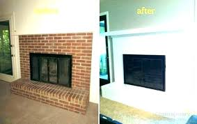 what color should i paint my brick fireplace paint colors to match brick best color to