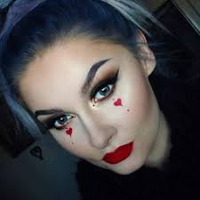 if you like queen of hearts makeup you might love these ideas