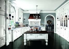 modern white kitchens with dark wood floors.  Kitchens Top Dark Wood Floors In Kitchen White Cabinets With Image 6 Of   For Modern White Kitchens With Dark Wood Floors O