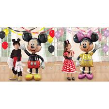 Bóng bay hình chuột Mickey và Minnie dễ thương giảm chỉ còn 23,711 đ