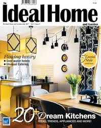 Small Picture The Ideal Home and Garden India Magazine May 2017 issue Get