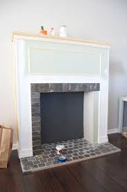 amazing fireplace ideas diy building a faux fireplace tile ideas