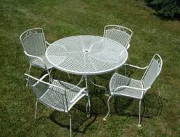 wrought iron wicker outdoor furniture white. 16 Wrought Iron Wicker Outdoor Furniture White R