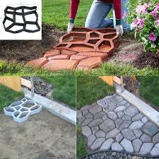 making decorative concrete stepping stones home garden s in